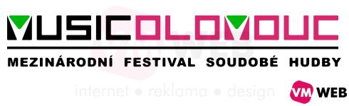 Logo festivalu MusicOlomouc